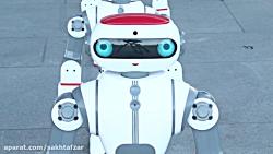 روبات هایی که رکورد گینس را شکستند