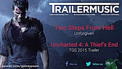 Uncharted 4: A Thief's End  - TGS 2015 Tra...