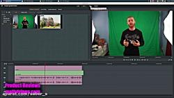Lightworks V14 Chroma Key / Green Screen Tutorial, Greenscreen Effect Lightworks
