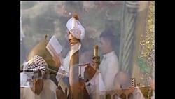 فیلم با کیفیت بالا از حرم حضرت امیرالمومنین علی ع قسمت6