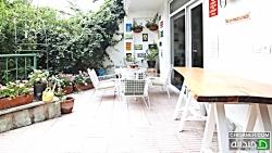 طراحی حیاط خانه ایرانی، زندگی سبز و زیبای سیما و پویان