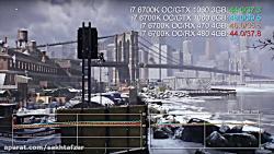 مقایسه کارت گرافیک های GTX1060 و AMD RX400 با دقت 1440p