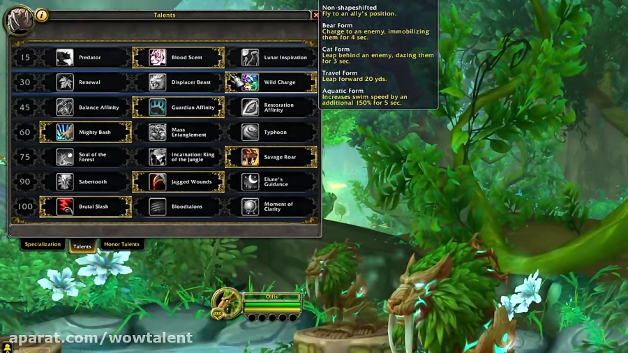 By Photo Congress || Wow 4 3 4 Feral Druid Pvp Guide