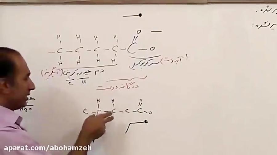 مولکول-زیستی-لیپید-تدریس