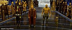 آنونس فیلم سینمایی محافظین کهکشان 2