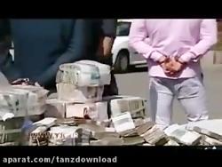 فیلم لحظه دستگیری سارق...