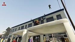 کشتی کج در GTA V