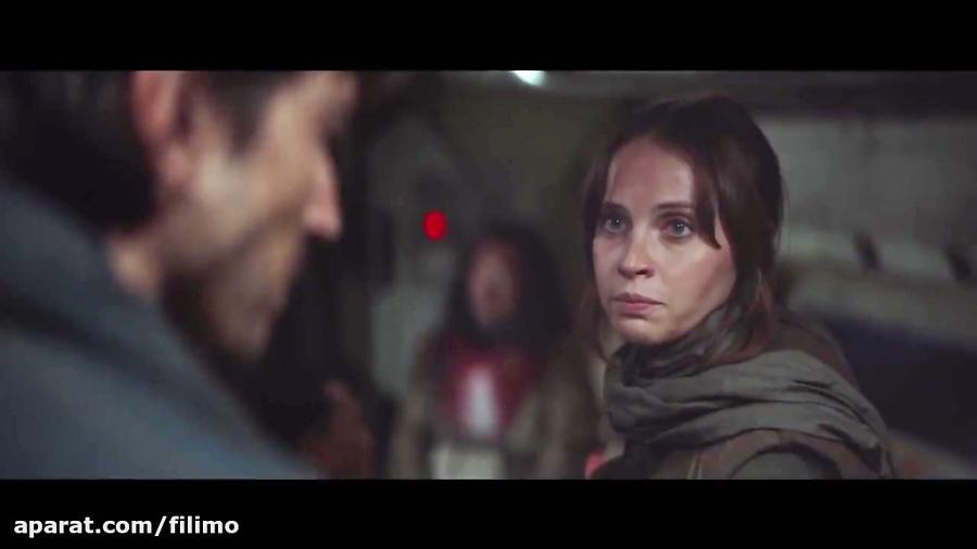 آنونس فیلم سینمایی روگ وان: داستانی از جنگ ستارگان