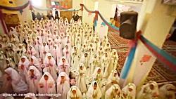 جشن عبادت در حرم حضرت شاهچراغ(ع)