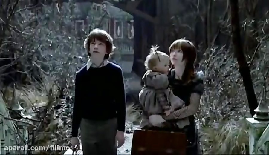 آنونس فیلم سینمایی لمونی اسنیکت و داستان های ناگوار بچه