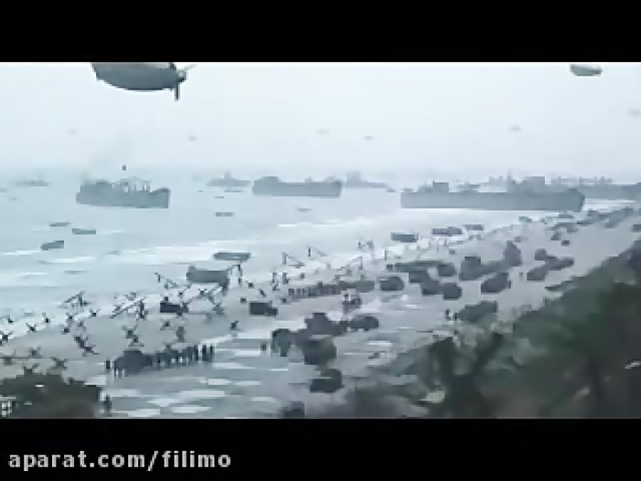 آنونس فیلم سینمایی نجات سرباز رایان