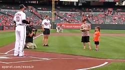 دختر 7ساله نخستین توپ ب...