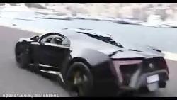 صدا و ظاهر خودرو ی لیکا...