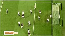خلاصه بازی: میلان 2-0 اسپ...