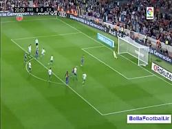 خلاصه بازی بارسلونا 6 - ...