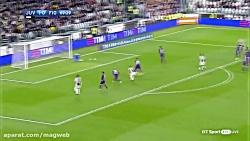 خلاصه بازی یوونتوس 1-0 ف...