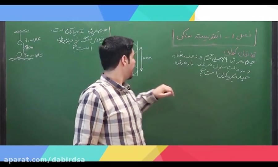 قانون-کولن-تدریس-لوح-دانش