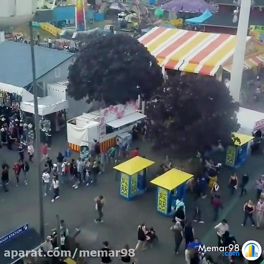 جشنواره سالانه ایالت واشنگتون در شهر پویالوپ
