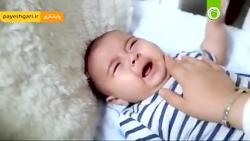 مهارت کودک پروری: علل گریۀ نوزاد