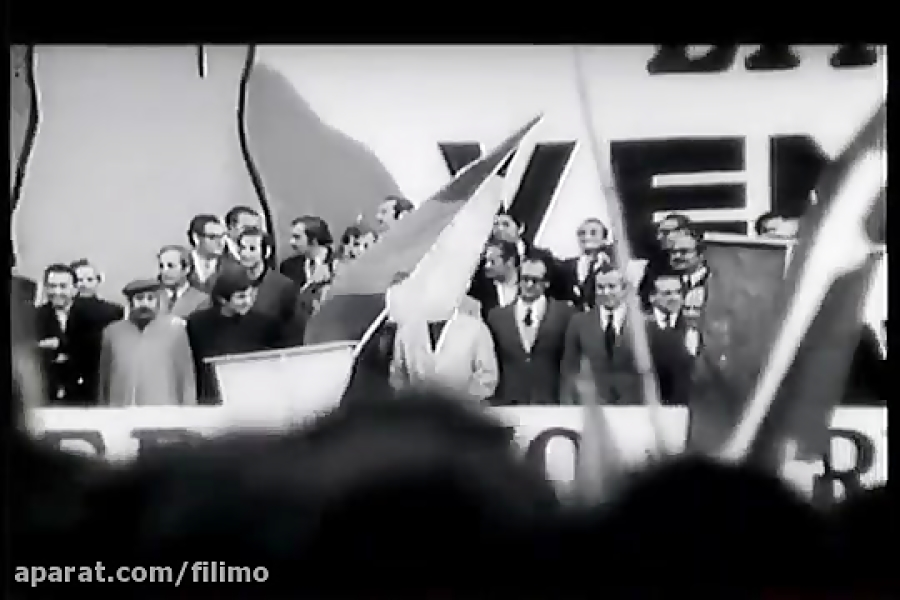 آنونس فیلم مستند نبرد شیلی