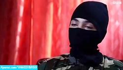 پسرنوجوان ۱۳ ساله داعشی برای جهاد به سوریه میرود
