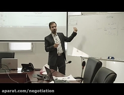 دوره اصول و فنون مذاکره در شرکت محترم رایتل