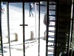 سرقت موبایل توسط جوان موتور سوار در خیابان های تهران