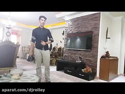 آموزش رقص توسط DJ ROLLEY