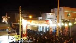 تصاویر زیبای هوایی از شب تاسوعا محرم96- سیدرضا نریمانی