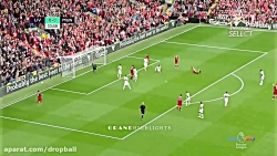 Liverpool vs Manchester United 0-0 Highlig...