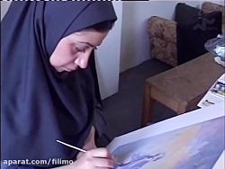 آنونس فیلم مستند اساتید نگارگر ایران