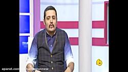 مهران رنجبر در شبکه جام جم