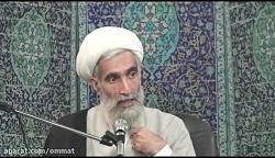 انتقاد شدید به نظر آیت الله مکارم شیرازی-آیت الله وفسی