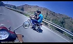 موتور سواری در وکیل اباد مشهد