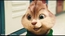 آنونس انیمیشن آلوین و سنجاب ها 2