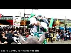 تعزیه امام قسمت شهادت ع...