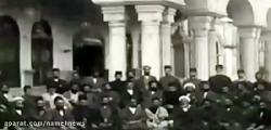 صوت  اولین صدای ضبط شده در تاریخ ایران؛ مظفرالدین شاه ق