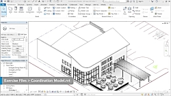 Collaboration model | Revit 2018: New Features for Architecture from LinkedIn Learning