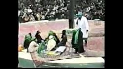 تعزیه وداع امام حسین با حضرت زینب - استاد مشایخی و علاءالدین