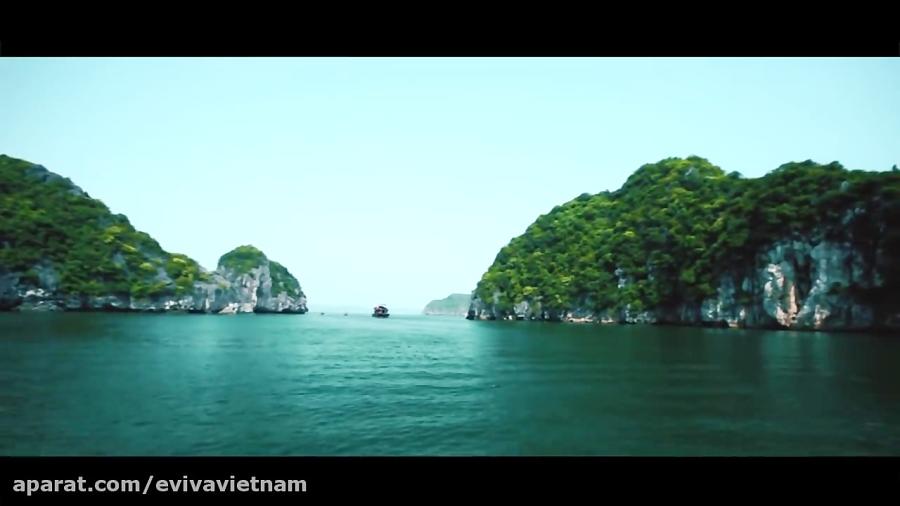 سفر ویتنام - Cat Ba جزیره!