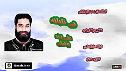 آهنگ تصویری علی زند وکیلی بنام بی تابانه با متن ترانه