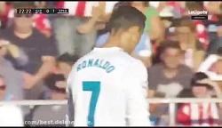 خلاصه فوتبال خیرونا 2-1 رئال مادرید