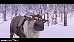 آنونس انیمیشن یخ زده