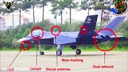 آنالیز جنگنده قاهر F 313