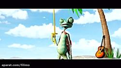 آنونس انیمیشن رنگو