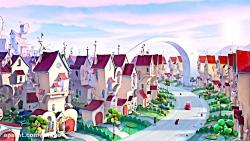 آنونس انیمیشن لوراکس