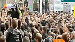راهپیمایی روز اربعین عاشقان امام حسین (ع)