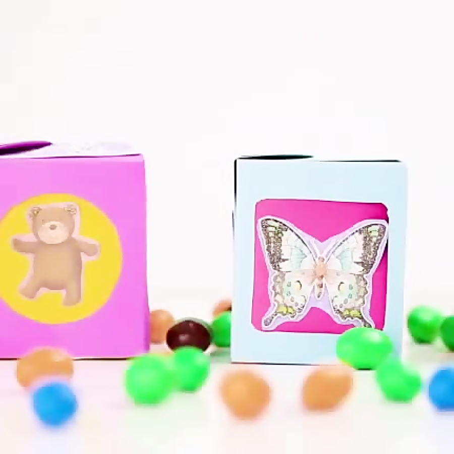 #اموزش جعبه شکلات