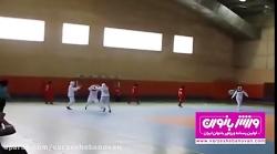 ورزش بانوان