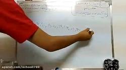 ویدیو آموزش فصل دوم ریاضی هشتم